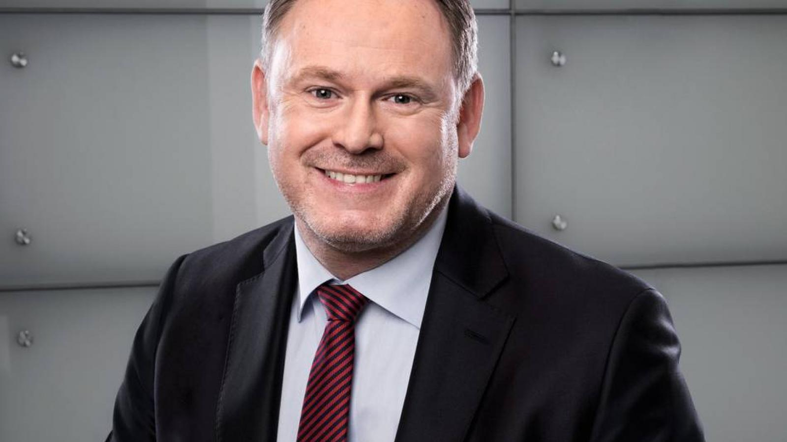 Stefan Kaufmann, Executive Managing Director der Olympus Europa SE & CO. KG